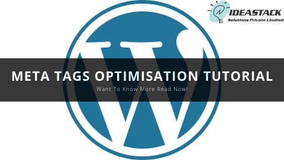 Meta Tags Optimisation Tutorial
