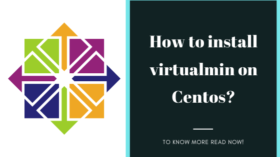 How To Install Virtualmin On Centos?