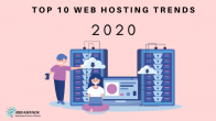 TOP 10 WEB HOSTING TRENDS FOR 2020