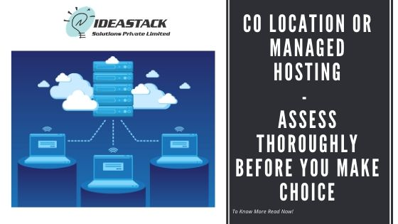 Co Location Or Managed Hosting- Assess Thoroughly Before You Make Choice.