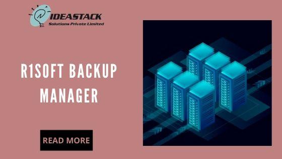 R1soft Backup Manager