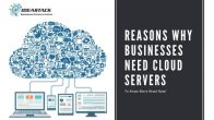 What are the reasons why businesses need Cloud Servers?