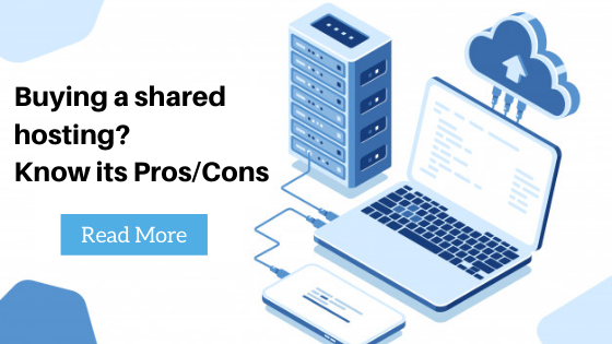 Shared Hosting Plans: Its Pros and Cons