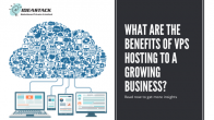 4 Benefits Of  VPS Hosting For Growing Business