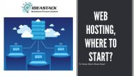 5 Important Tips For Starting Your Web Hosting Journey