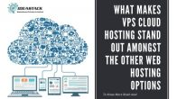 5 Major Reasons To Choose VPS Cloud Hosting Among The Other Web Hosting Options