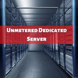 Benefits of Unmetered Dedicated Server