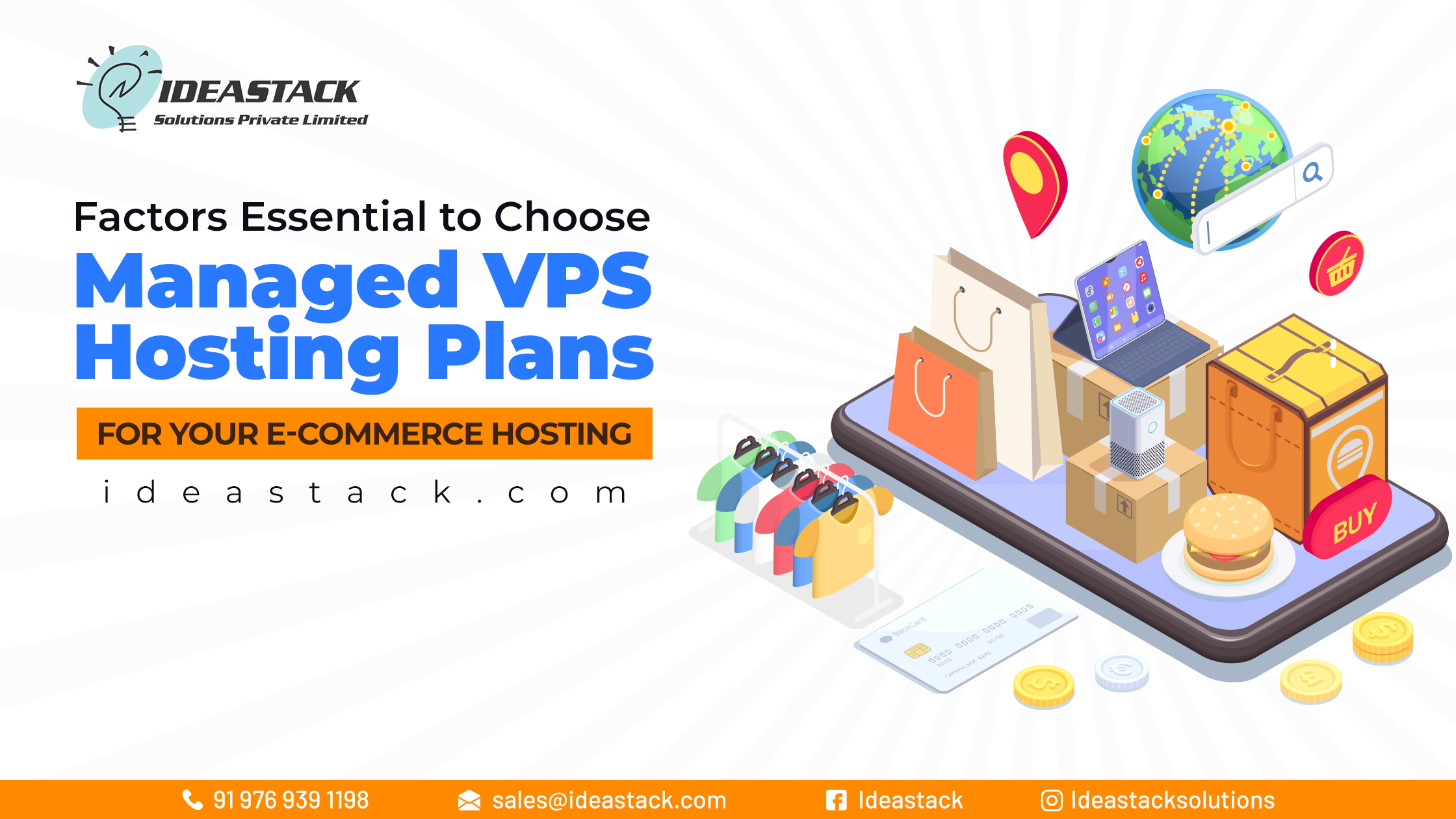 Factors Essential To Choose Managed VPS Hosting Plans For Your E-Commerce Hosting