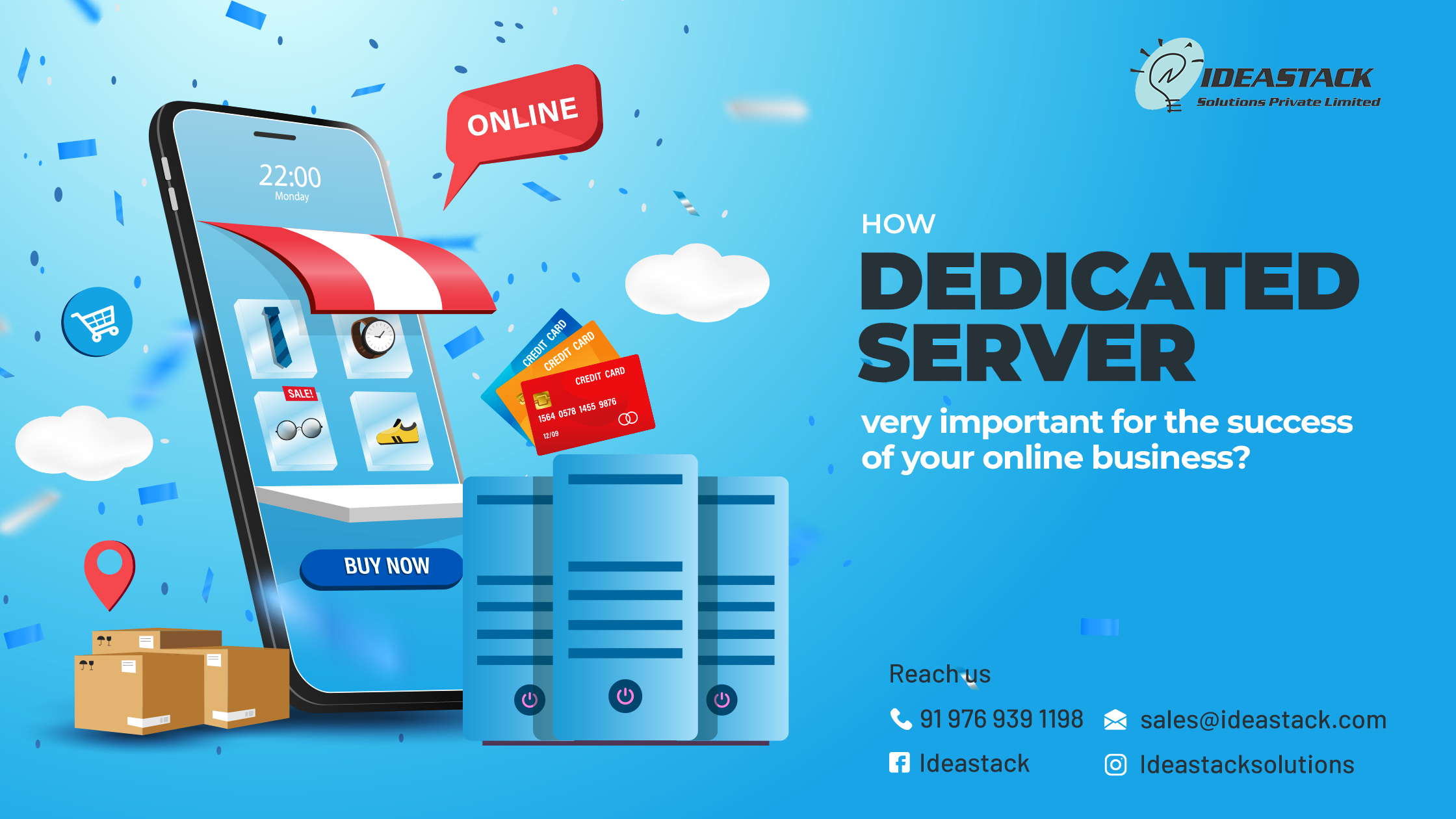 How Is Dedicated Server Very Important For The Success Of Your Online Business?