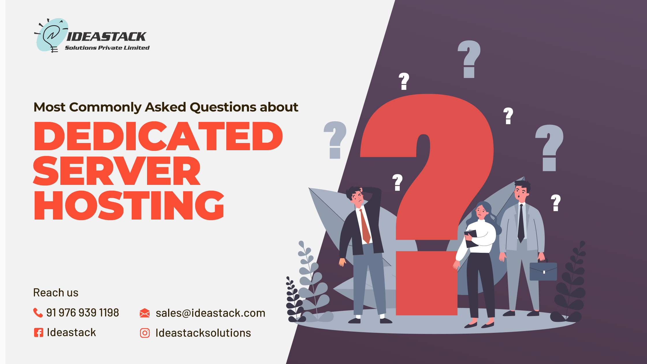 Most Commonly Asked Questions About Dedicated Server Hosting