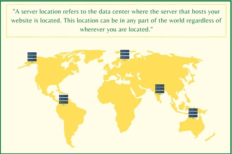 data center location