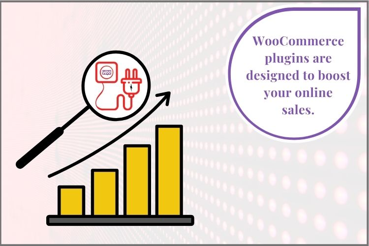 online sales WooCommerce
