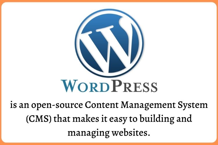 WordPress definition